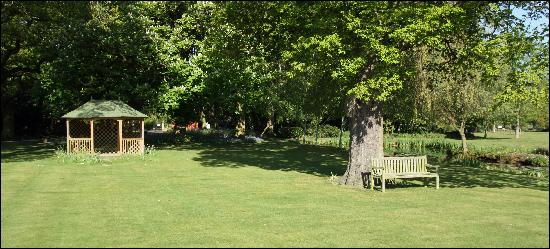 Rookery Hall Hotel & Spa: Rookery grounds