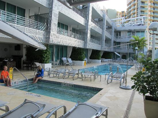 Z Ocean Hotel South Beach Pool And Hot