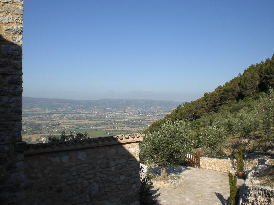 Agriturismo il Bastione : vista dalla camera
