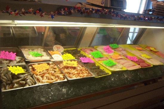 Oceanside Seafood: Fish Market