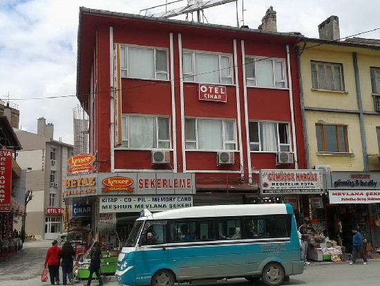 Otel Cinar: The hotel