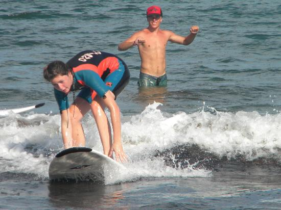 Narragansett Beach: Surf lesson
