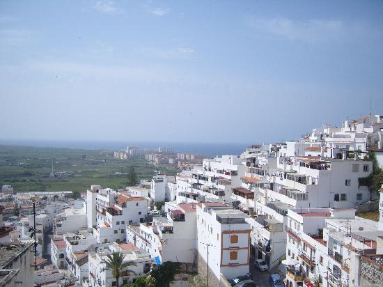 Salobreña, Spanien: views
