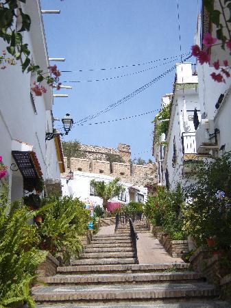 Salobrena, Spanyol: streets