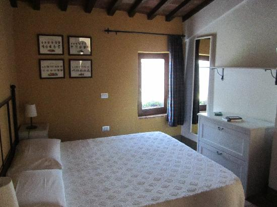 Agriturismo Marciano: Bed 1