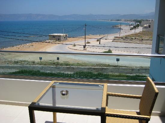 Nautilus Bay Hotel: View from the terrace