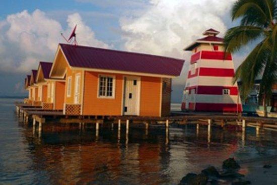 Carenero Island, Panama: Hotel El Faro del Colibri, Bocas del Toro, Panamá