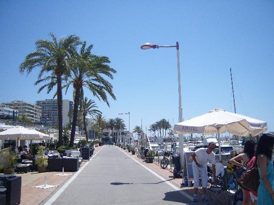Marbella, Spain: marina