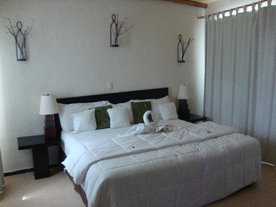 Hotel Arenas: Nuestra habitacion