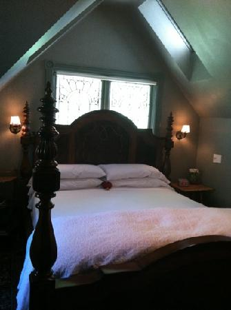 Grape Leaf Inn: Viognier Room
