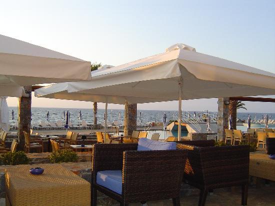 Dessole Malia Beach Hotel: le bar