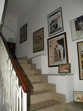 Villa Augustus: Lipari