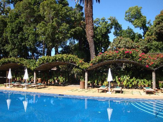Quinta da Casa Branca: piscine