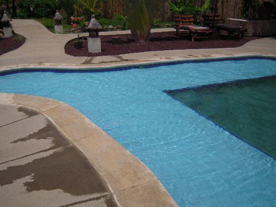 Hotel Popoyo: The pool