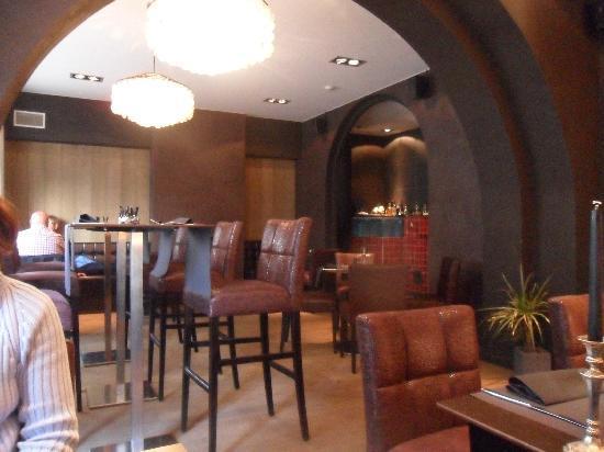 Hotel Empire: une parti du restaurant