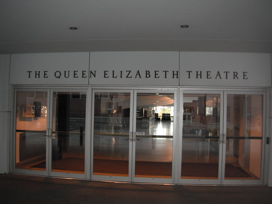 ‪Queen Elizabeth Theatre‬
