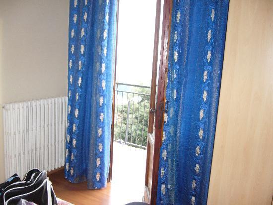 Hotel Bellavista: Kamer met balkon