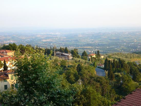 Hotel Bellavista: Uitzicht