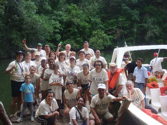Paraiso Cano Hondo: AGPU 2011 - Santo Domingo Hash House Harriers