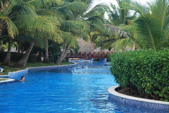 Dreams Punta Cana Resort & Spa: Piscine