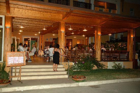 Hotel Miramare: Il ristorante