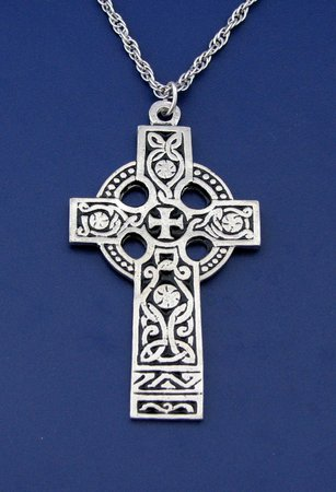 Indian Brook, Canadá: Celtic Cross Pendant