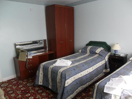 Twin Room Accomodation Uk