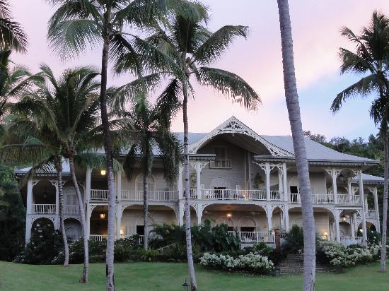 The Peninsula House: la maison avec ses 7 chambres suites