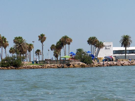 Galveston, TX: Seawolf Park, on Pelican Island