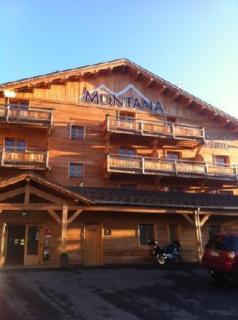 Montana Chalet Hotel : Montana chalet