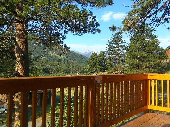 Rocky Mountain Np Picture Of Lazy R Cottages Estes Park