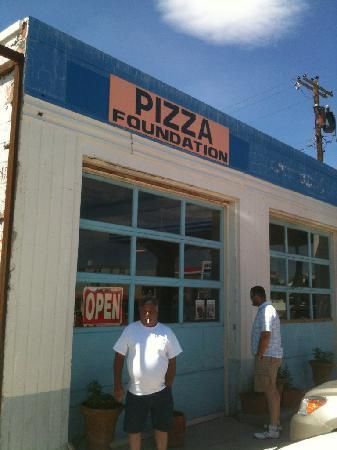 Marfa Pizza Foundation