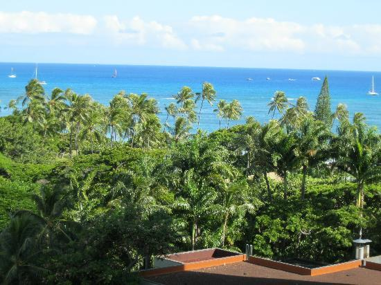 "Hale Koa Hotel: ""Partial"" Ocean view"