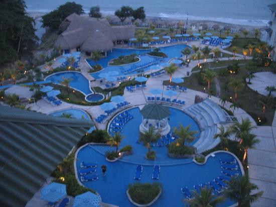 Sheraton Bijao Beach Resort - An All Inclusive Resort: Vista desde la habitación