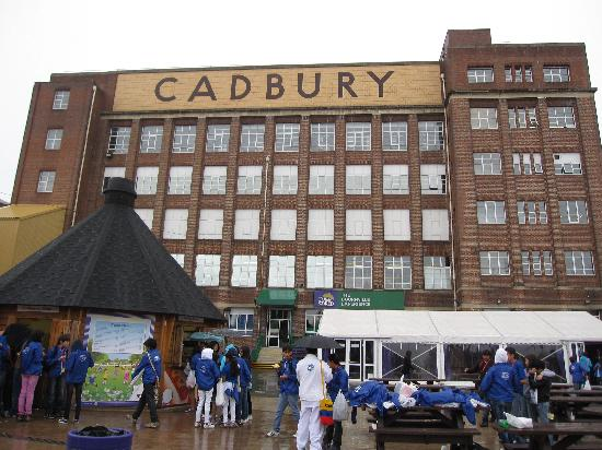 Cadbury Factory Tour Melbourne