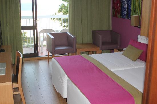 Alto Lido Hotel: bedroom