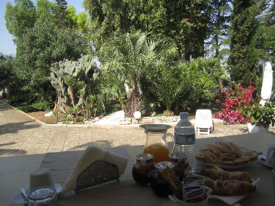 Bisceglie, Italia: getsemani braekfast