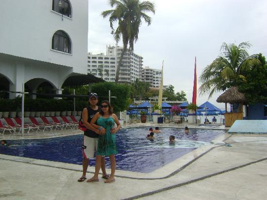 Hotel Acamar Acapulco Salida A La Playa