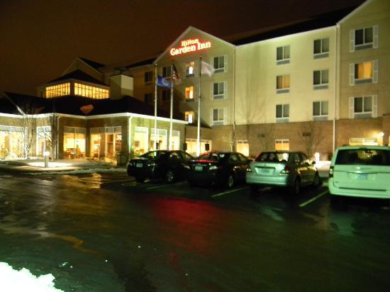 Hilton Garden Inn St. Paul/Oakdale: Frio
