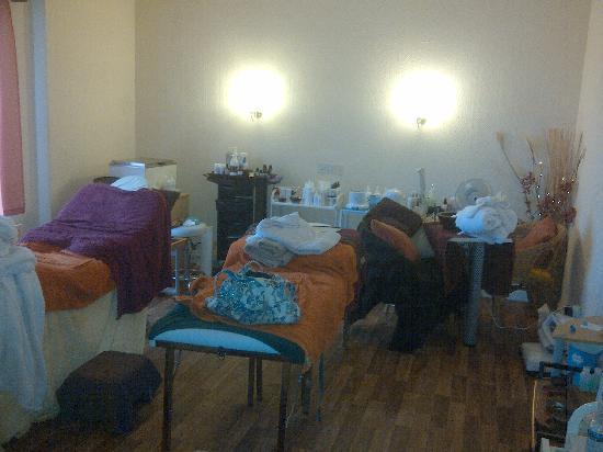 Burslem, UK: Trreatment Room