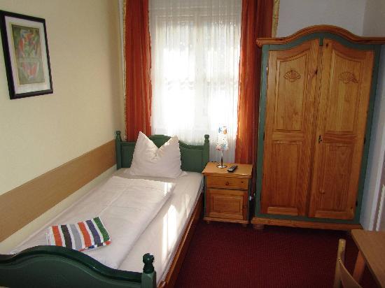 Gasthof-Pension Zum Schwaenlein: Einzelzimmer