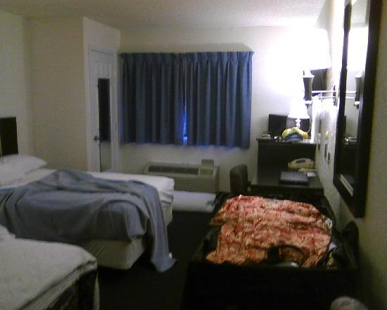 Americas Best Value Inn - New Paltz : but clean, quiet, and comfortable.