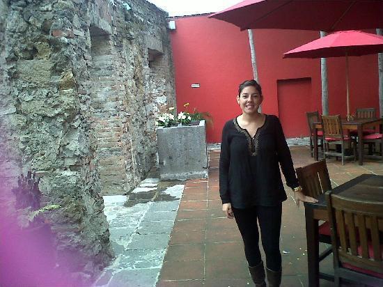 Casareyna Hotel: Un lugar magico