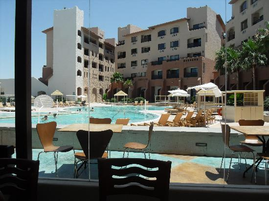 Penasco Del Sol Hotel: del restaurante
