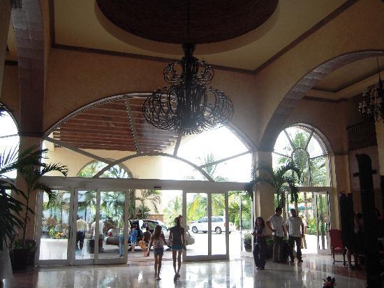 Villa del Palmar Flamingos: lobby