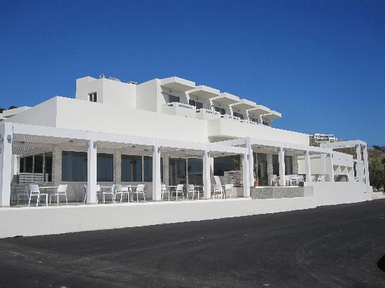 Lindos White Hotel and Suites : lindos star