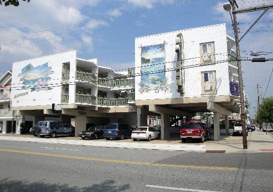 Ala Moana Resort Motel