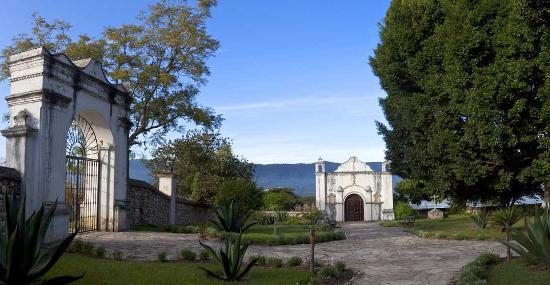 Santa Maria Parador-Museo: ingreso