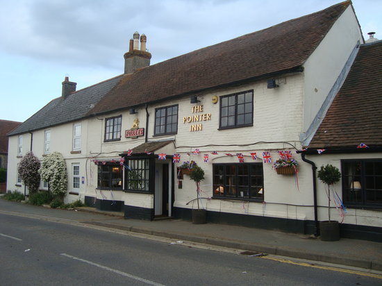 The Pointer Inn celebrating royal Wedding day