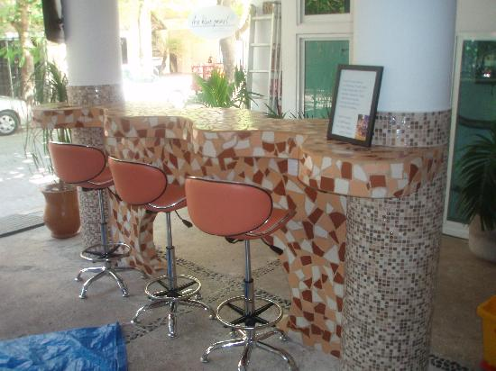 Los Tabernacos Sports Bar and Lounge: Le bar d'inspiration de l'architecte Gaudi